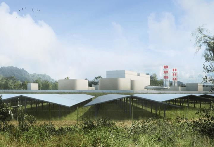 Guyane : La centrale électrique du Larivot sera alimentée à 100% en biocarburant